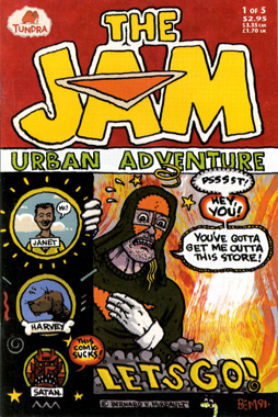 The Jam: Urban Adventure #1