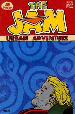 The Jam: Urban Adventure #4