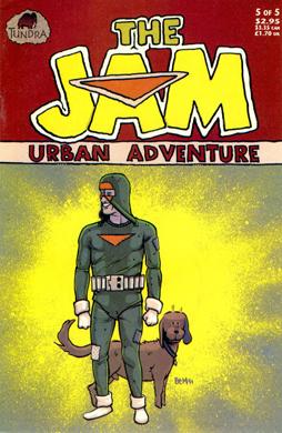 The Jam: Urban Adventure #5