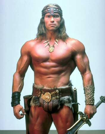 Fantasy Literature: That Conan Thing & The Sword of the Lady , Part 1  Conan