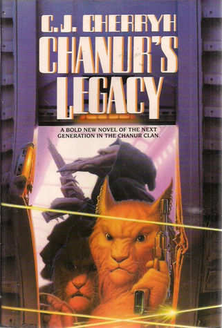 Chanur's Legacy-small