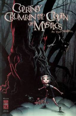 Courtney Crumrin and the Coven of Mystics-small