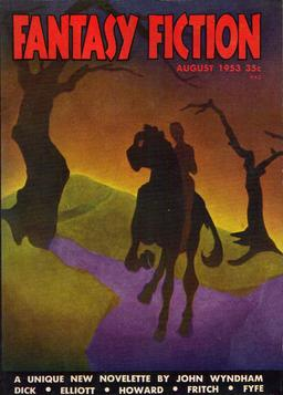 Fantasy Fiction August 1953-small