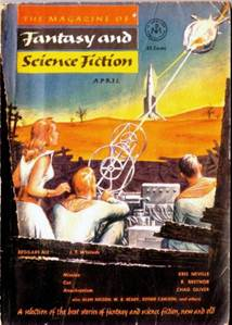 Magazine of Fantasy and Science Fiction