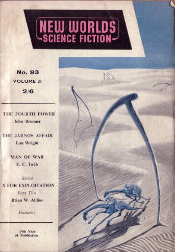 New Worlds April 1960