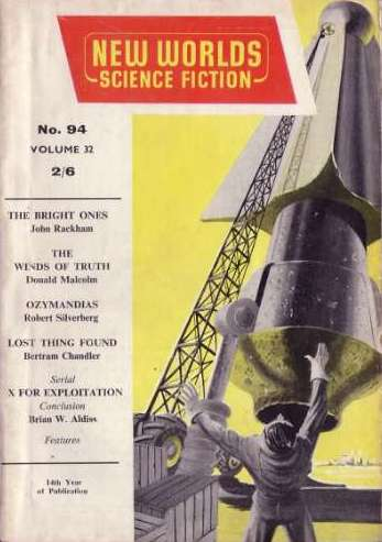 New Worlds May 1960
