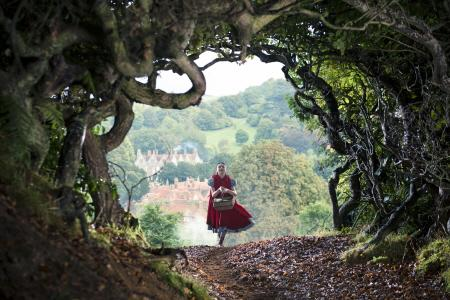 Red Riding Hood-