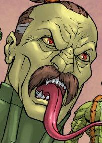 Freshly turned Man-At-Arms tongue.
