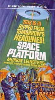 Space Platform paperback