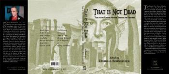 Full view of Jason Van Hollander's non-Euclidian cover art.
