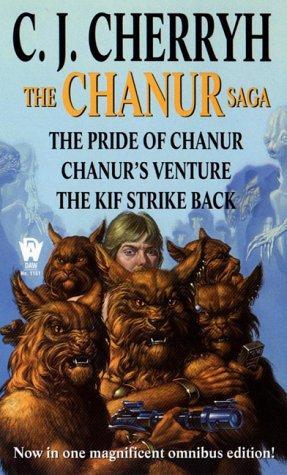 The Chanur Saga-small