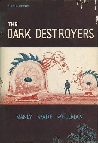 The Dark Destroyers hardcover-small