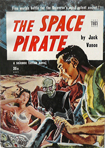 The Space Pirate Jack Vance-small