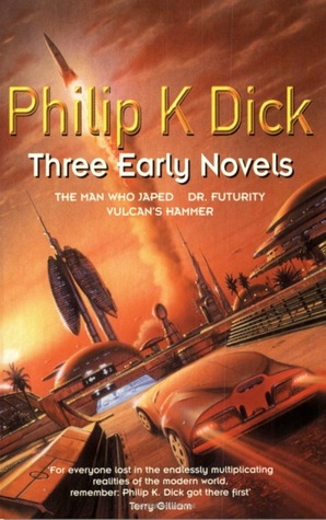 Three Early Novels Philip K. Dick-small
