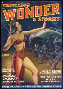 Thrilling Wonder Stories Murray Leinster
