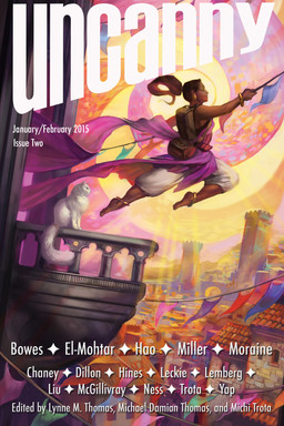 Uncanny Issue 2-small