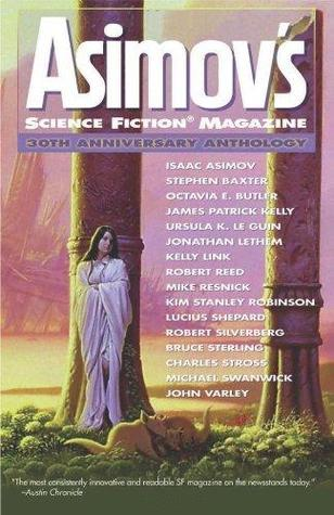 Asimov's Science Fiction Magazine 30th Anniversary Anthology-small