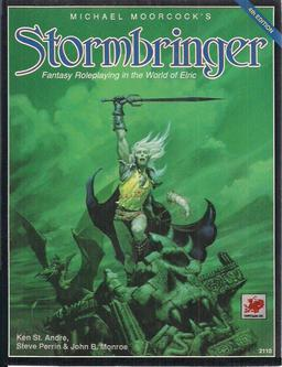 Chaosium's Stormbringer (fourth edition)
