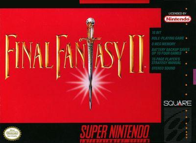 Final Fantasy 2 Super Nintendo-small