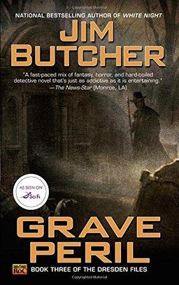 Jim Butcher Grave Peril-small