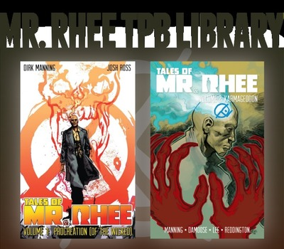 Mr Rhee trade paperback library-small