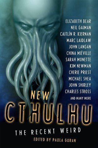 New Cthulhu The Recent Weird-small