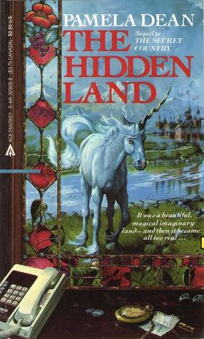 Pamela Dean Hidden Land-small