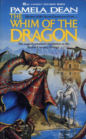 Pamela Dean The Whim of the Dragon-small