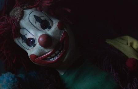 Poltergeist 2015.... that damn clown