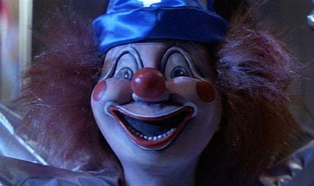 Poltergeist... that damn clown