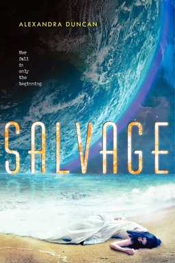 Salvage Alexandra Duncan-small