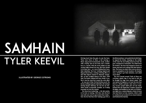 Samhain by Tyler Keevil