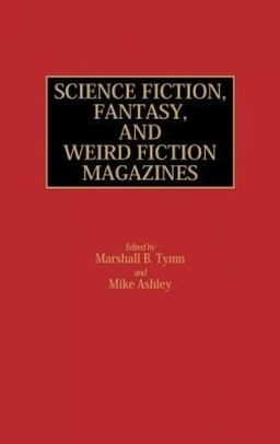 Science Fiction Fantasy and Weird Fiction Magazines-small