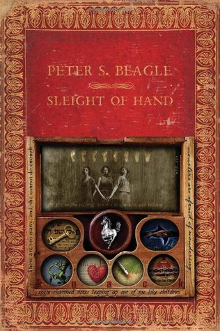 Sleight of Hand Peter Beagle-small