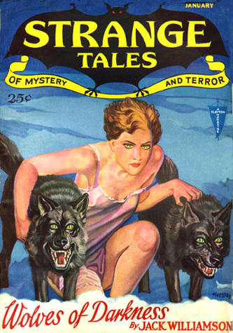 Strange Tales of Mystery and Terror January 1932-small