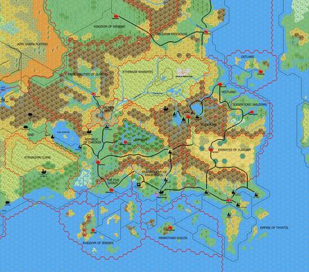 TSR's Known World