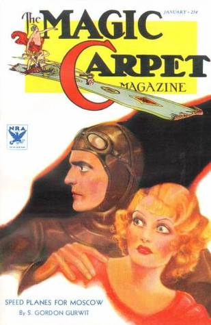 The Magic Carpet Magazine January 1934-small