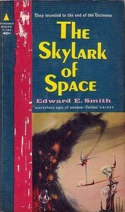 The Skylark of Space-small