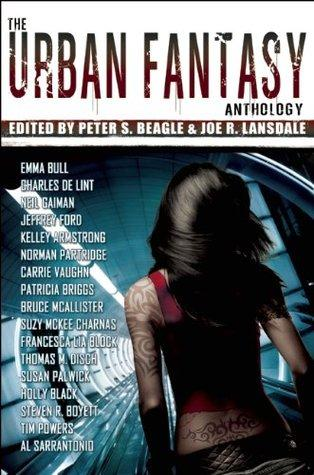 The Urban Fantasy Anthology-small