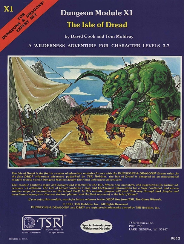 """Black Gate » Articles » The """"Known World"""" D&D Setting: A"""