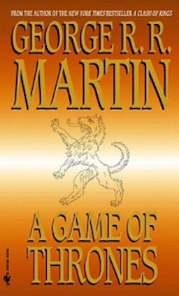 Where do the game of thrones books end