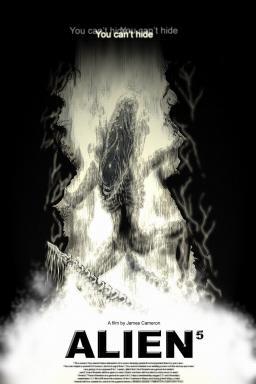 Fan-made poster for Alien 5
