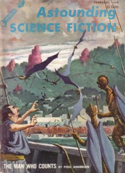 Astounding Science Fiction February 1958-small