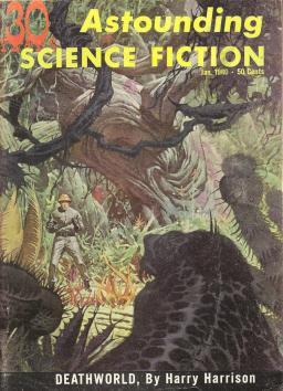 Astounding Science Fiction January 1960-small