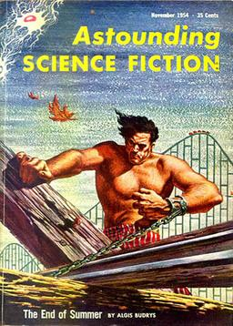 Astounding Science Fiction November 1954-small