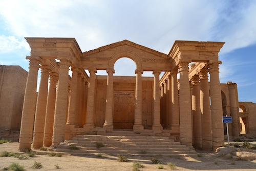 The temple of Māran.