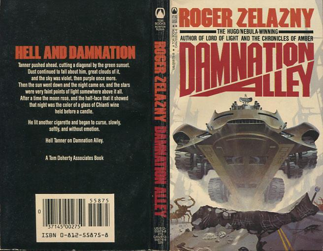 Damnation Alley Berkley Tor wrap