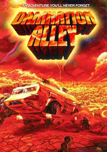 Damnation Alley DVD