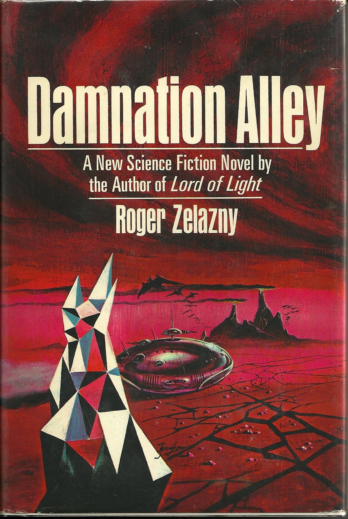 Vintage Treasures: Damnation Alley by Roger Zelazny3 Comments »Leave a comment