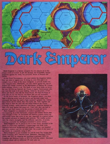 Dark Emperor Avalon Hill ad-small
